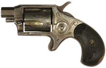 Early 38 cal. Derringer Gun