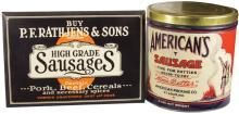 American's 6 Lb. Sausage Tin