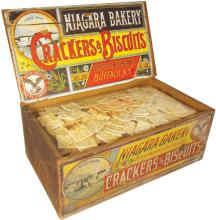 Niagara Bakery Cracker & Biscuit Box