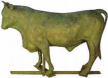 Full Body Bull Weathervane