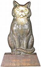 Cast Iron Figural