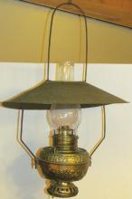 Early Country Store Ceiling Light