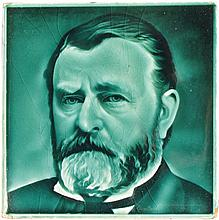 Wm. McKinley A.E.T. Co. Glazed Tile