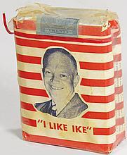 Eisenhower for President Cigarettes