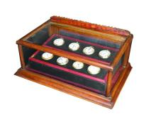 ONE DOLLAR WATCH COUNTER TOP STORE DISPLAY CASE
