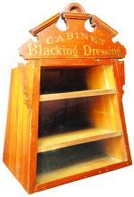 CABINET BLACKING DRESSING STORE DISPLAY CUPBOARD