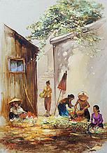 Tatang Kuntjoro - Market Vendors