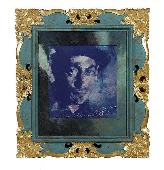 Blanco, Antonio - Self Portrait