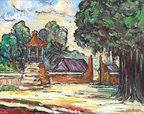 Van der Sterren, John (b. Sukabumi, W. Java 1938)