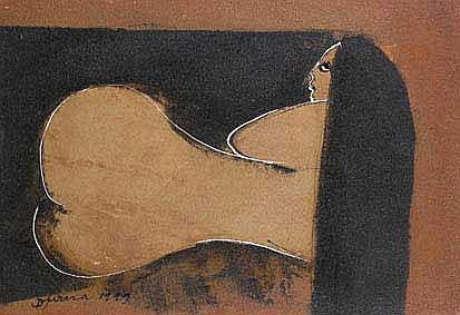 Arie Smit (b. Zaandam, The Netherlands, 1916)