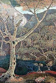 Widayat (Kutoarjo, C. Java, Indonesia, 1919 -