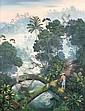 Landscape In Bali, Gustra (Anak Agung Putra