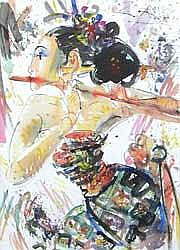 Gunarsa, I Nyoman (b. Klungkung, Bali, 1944)