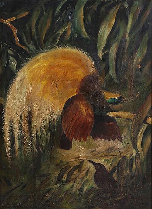 Kasenda, Frederick (Magelang, C. Java, 1920 - 2050) Burung Cendrawasih