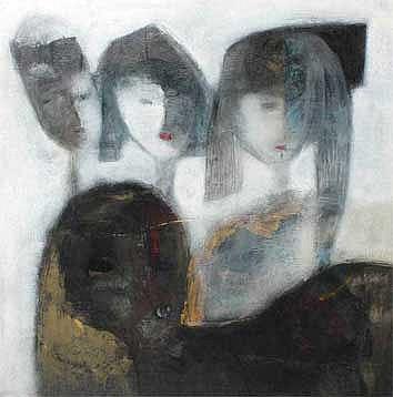 Tenang , I Ketut ( b. Denpasar, Bali, 1969) Figure