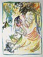 Balinese Girl, Kusuma Affandi, Click for value