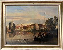 A BIEDERMEIER PAINTER probably France ca. 1830