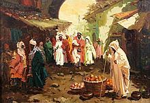 MONTOYA, MARIANO Spanish painter, 20thcentury