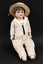 A DOLL Armand Marseille ca. 1910 Bisque head