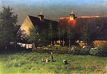 KELLER-REUTLINGEN, PAUL WILHELM Reutlingen 1854