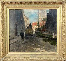 LE COMTE, ADOLF Rijswijk 1850 - 1921 The Hague