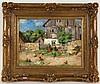 THAMM, GUSTAV ADOLPH Dresden 1859 - 1925 Rural, Adolf Gustav Thamm, €900