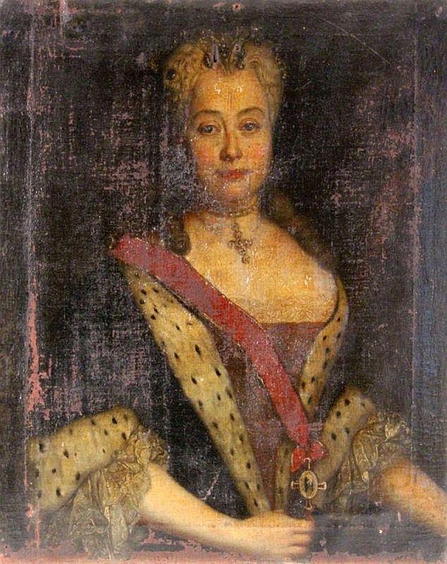 PORTRAIT PAINTER German, 17th century Half length