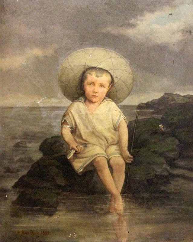 BOUCHEZ, CHARLES Lille 1811 - 1882 Asnieres /