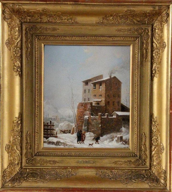 BUERKEL, HEINRICH Pirmasens 1802 - 1869 Munich