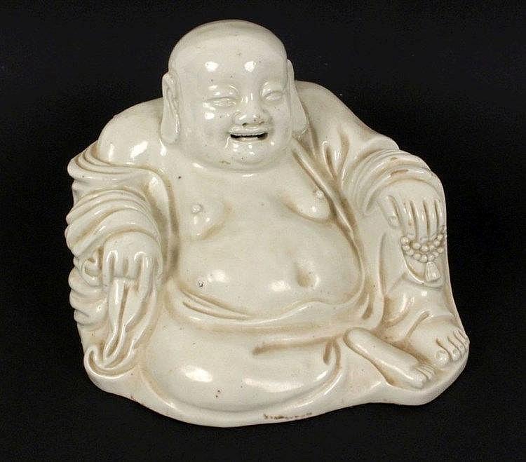 A LUCKY BUDDHA