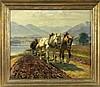 MOELLER, ARNOLD Bueckeburg 1886 - 1963 Bruckmuehl, Arnold Wilhelm Moeller, €330