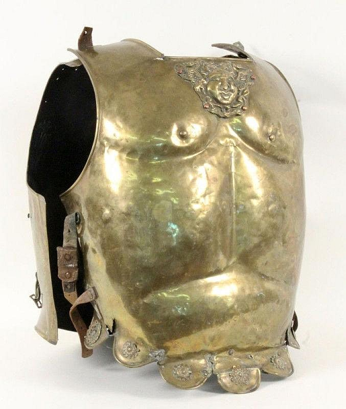 A FRENCH CUIRASS