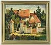 EBERHARDT, HEINRICH Original title: ''Vorhaus von