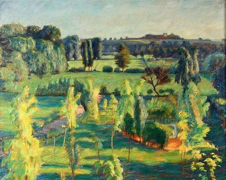 CROISSANT, HERMANN Landau 1897 - 1963 Original