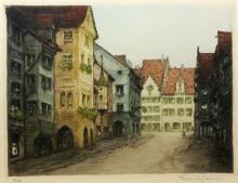 LIEBMANN, ALEXANDER 1871 - Berlin - 1938 Main