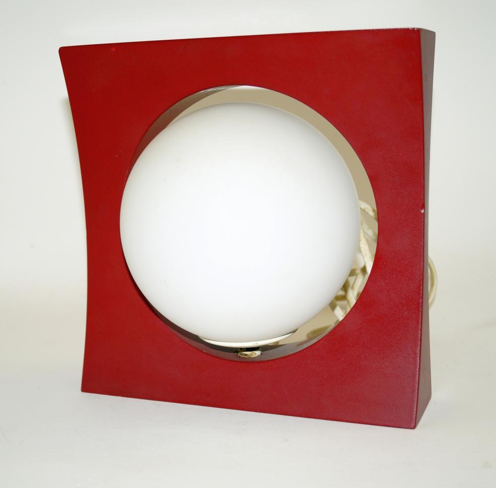 European Modern Art, Fiebig zugeschrieben Lamp (22,5 x 22 cm)