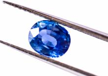 Blue Sapphire 1.35 ct
