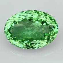 Green Amethyst 33.90 ct