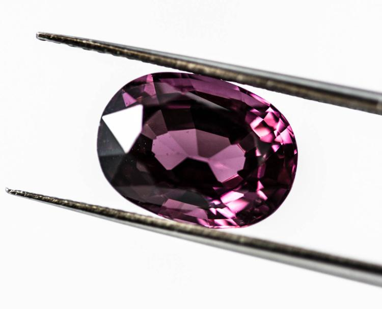 Purple Spinel 4.32 ct