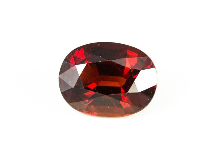 Red Rhodolite Garnet 6.80 ct