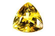 Yellow Citrine 138 ct