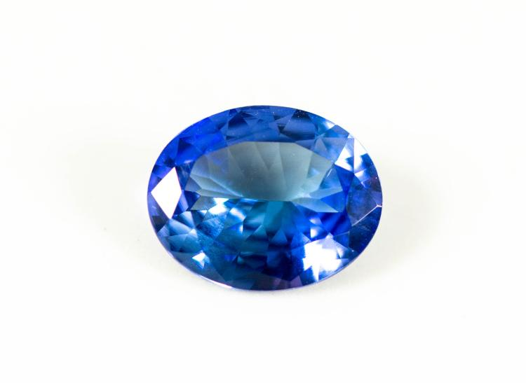 Blue Tanzanite 3.09 ct