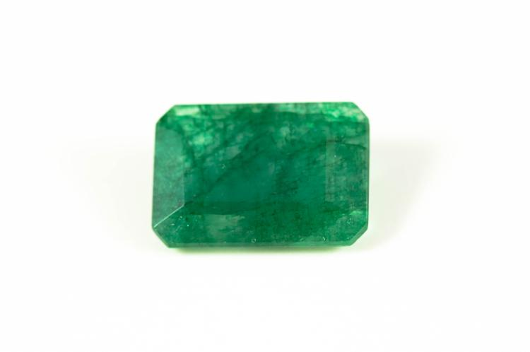 Green Emerald 19.10 ct