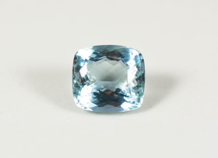 Blue Aquamarine 5.44 ct