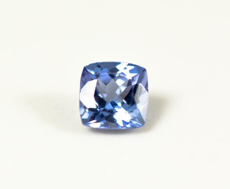 Blue Tanzanite 1.07 ct