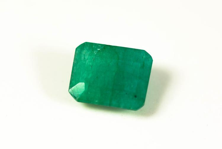 Green Emerald 9.57 ct