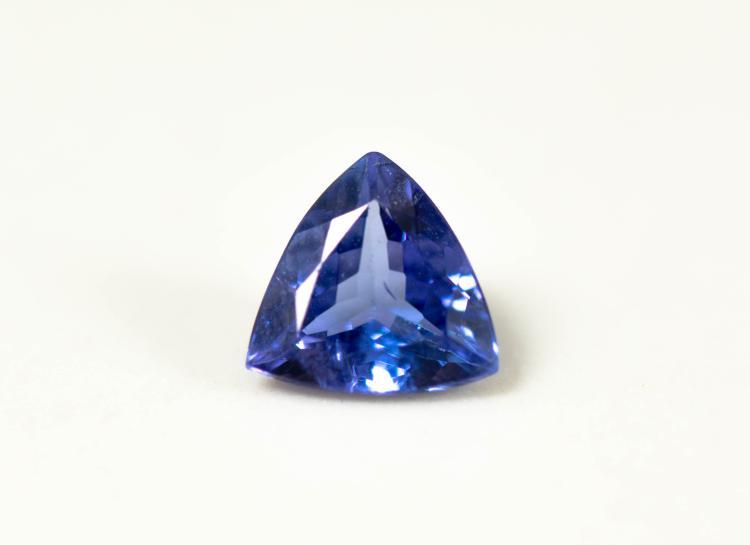 Blue Tanzanite 1.13 ct