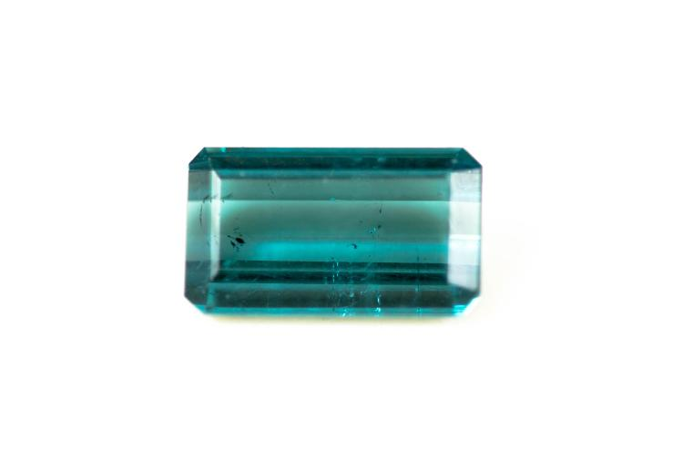 Blue Indicolite Tourmaline 1.71 ct
