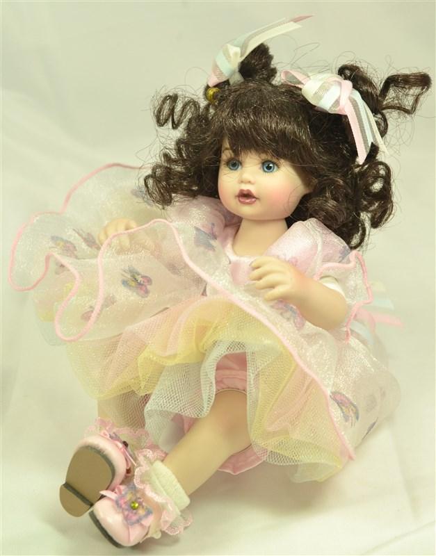 Marie Osmond Porcelain Doll Tiny Tots