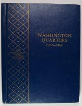 NICE CIRCULATED WASHINGTON QUARTER SET 1932-1964 MISSING ONLY 1932-D & 1932-S